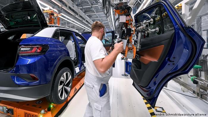 Niemcy czeka boom gospodarczy w przyszłym roku /Deutsche Welle