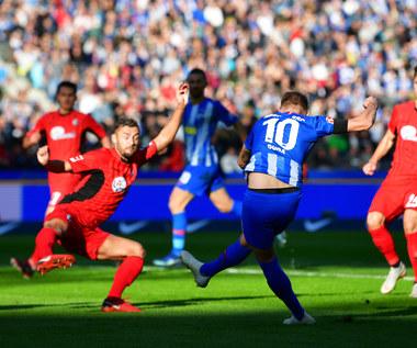 Niemcy: Hertha Berlin zatrzymana na swoim boisku