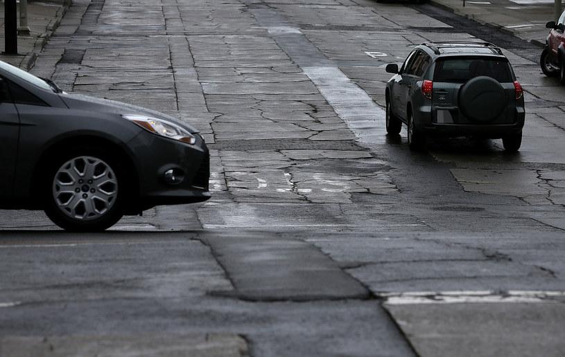 Niemcy maja poważny problem z uszkodzeniami nawierzchni dróg, zdjęcie ilustracyjne /AFP