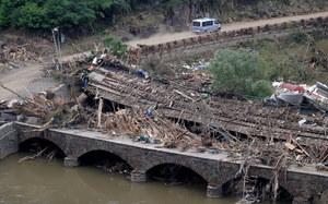 """Niemcy: Miliardowe straty po powodziach. """"Zbliża się fala bankructw"""""""