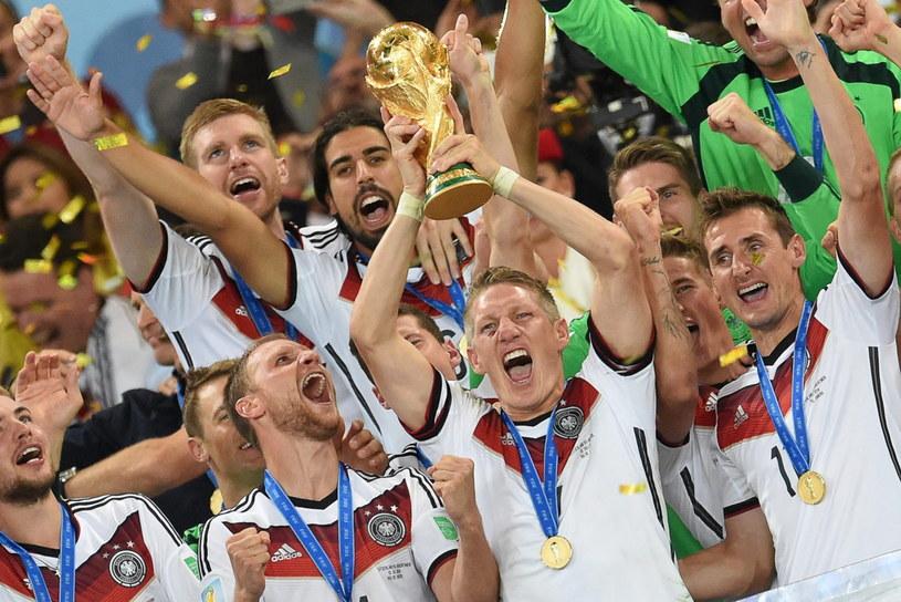Niemcy mistrzami świata /PAP/EPA