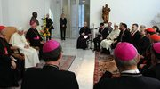 Niemcy: Papież spotkał się ze społecznością muzułmańską