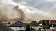 """Niemcy po przejściu orkanu """"Nadia"""". Duże straty"""