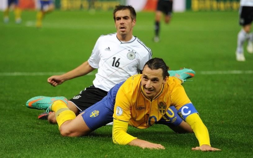 Niemcy prowadzili 4-0, ale Szwedzi doprowadzili do wyrównania /PAP/EPA