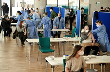 Niemcy: Rekordowe 1,35 mln zaszczepionych jednego dnia przeciw COVID-19