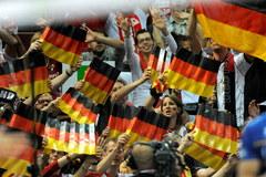 Niemcy rozgromili Francuzów i zdobyli brąz