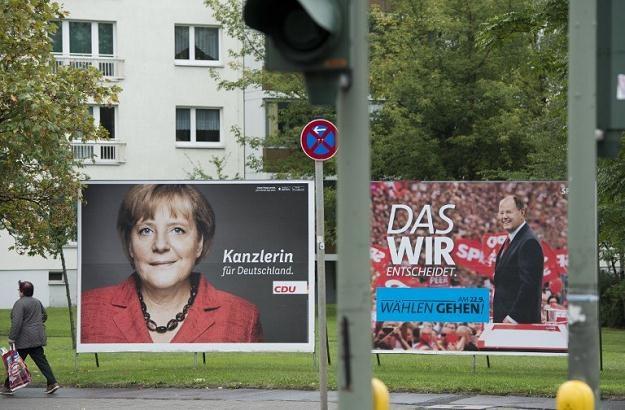 Niemcy są największym handlowym partnerem Polski /AFP