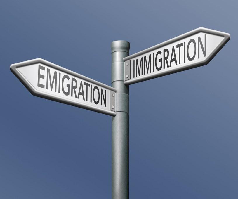 Niemcy są pierwszym kierunkiem emigracji dla Ukraińców i Polaków /123RF/PICSEL