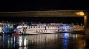 Niemcy: Statek pasażerski uderzył w most