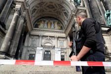 Niemcy: Strzały w berlińskiej katedrze. Są ranni