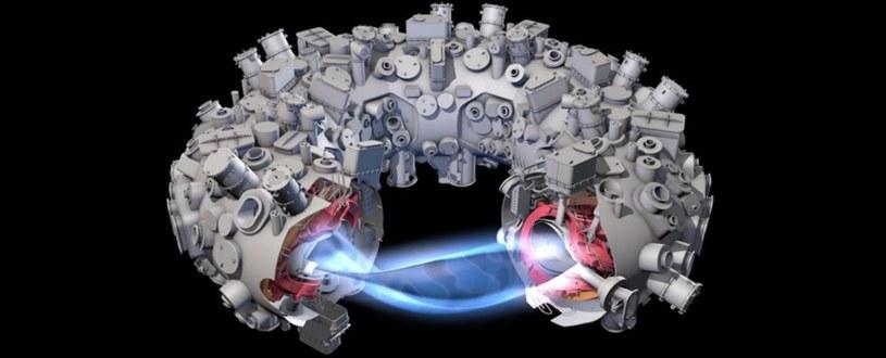 Niemcy stworzyli stellarator Wendelstein 7-X /materiały prasowe