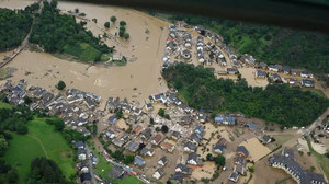 Niemcy: Tragiczny bilans ofiar powodzi znacznie wzrósł