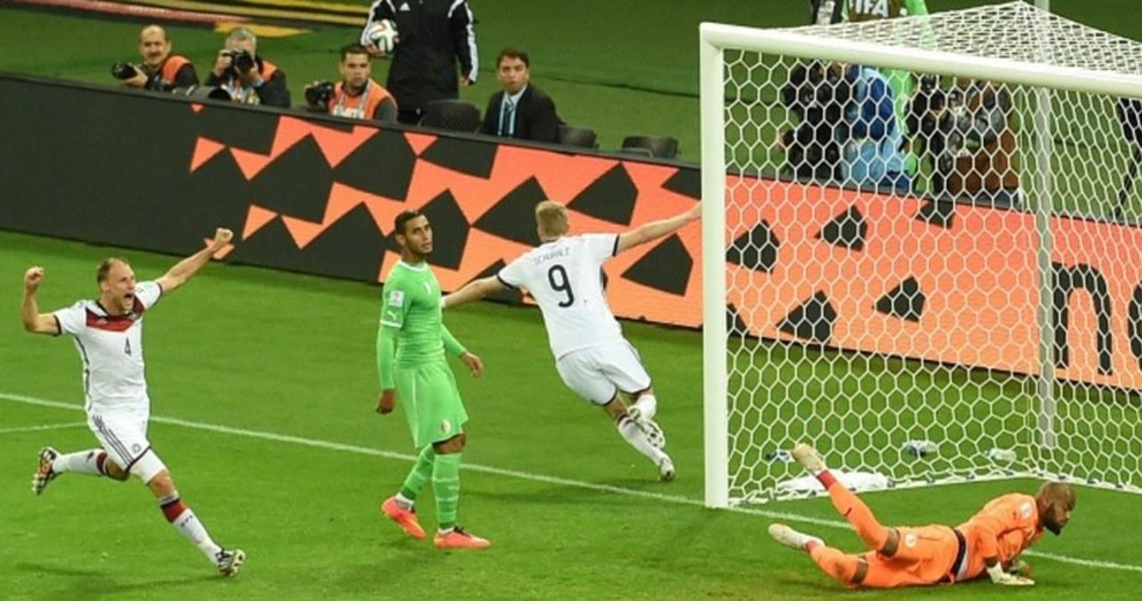 Niemcy triumfują, Algierczycy kończą przygodę na mundialu