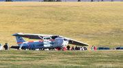 Niemcy: Trzy osoby nie żyją po nieudanym lądowaniu samolotu Cessna