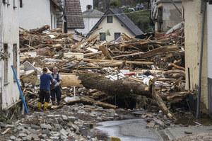 Niemcy: Ulewy i powodzie. MSZ: Nie ma informacji o polskich ofiarach