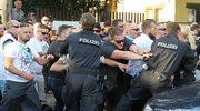 Niemcy: W Dreźnie nie chcą uchodźców. Doszło do zadymy, są ranni i poszkodowani