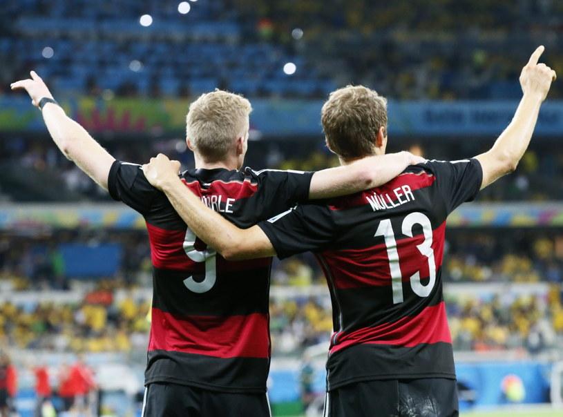 Niemcy w półfinale rozgromili Brazylię aż 7-1 /PAP/EPA