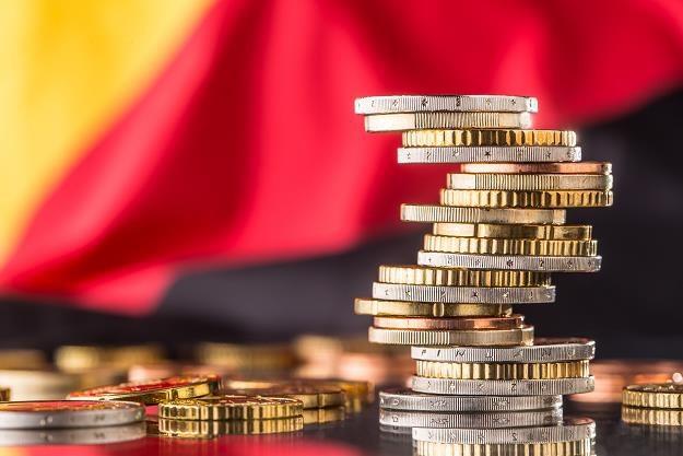 Niemcy wciąż odkładają dużo pieniędzy /©123RF/PICSEL