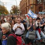 Niemcy: Wielotysięczne protesty przeciwko antysemityzmowi