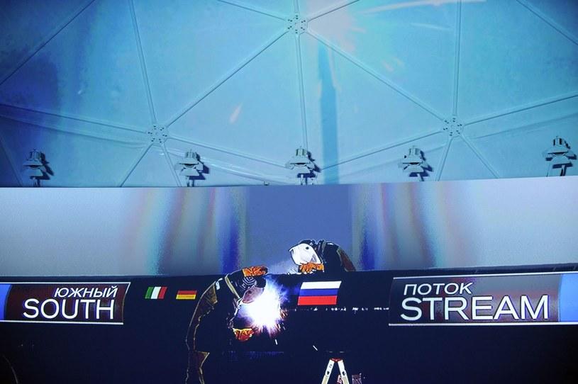 Niemcy wolą powiązania gospodarcze z Rosją /AFP