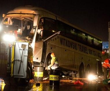 Niemcy: Wypadek polskiego autokaru z dziećmi