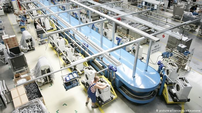 Niemcy: Z powodu koronawirusa obniżono czas pracy rekordowej liczbie zatrudnionych /picture-alliance/dpa/Keystone /Deutsche Welle
