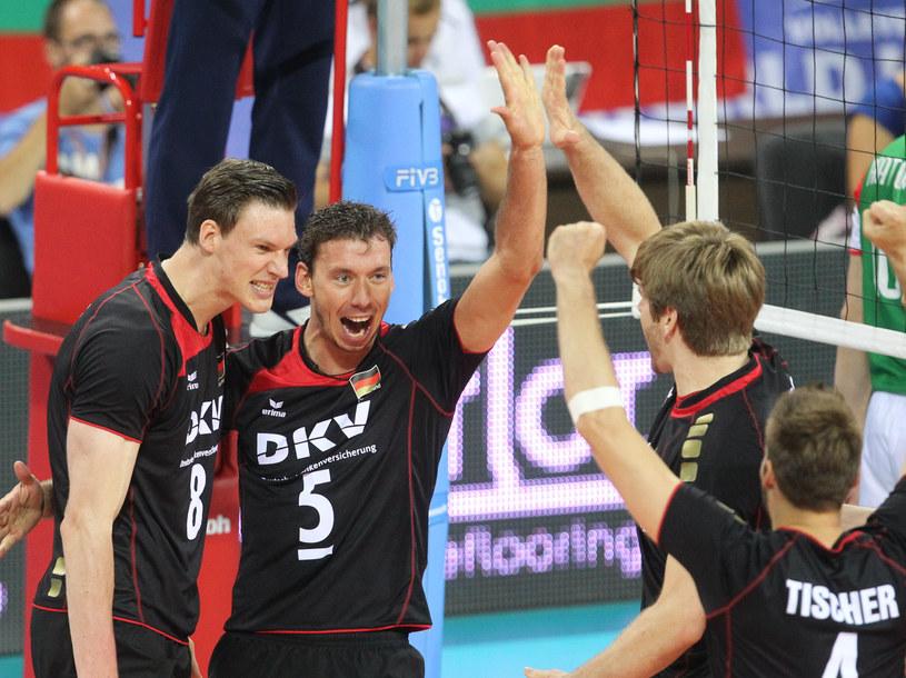 Niemcy zajęli pierwsze miejsce w grupie D /- /www.fivb.org