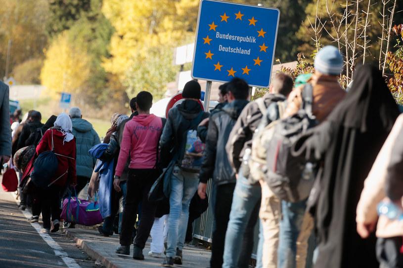 Niemcy: Zapowiedź zmiany polityki wobec uchodźców /Johannes Simon /Getty Images