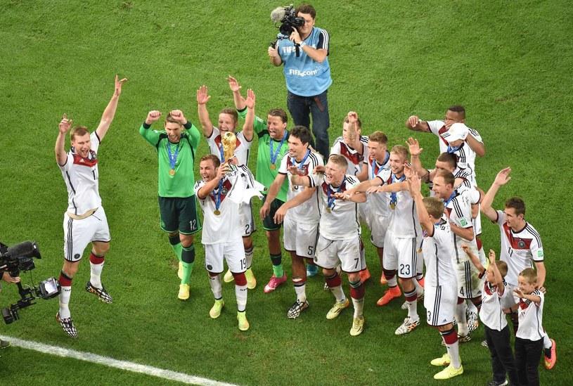 Niemcy zgodzą się zagrać z Rosją? /AFP