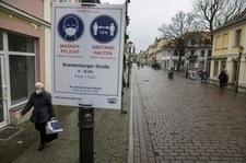 Niemcy zmieniają zasady lockdownu. Zakupy w sklepie po wcześniejszej rejestracji