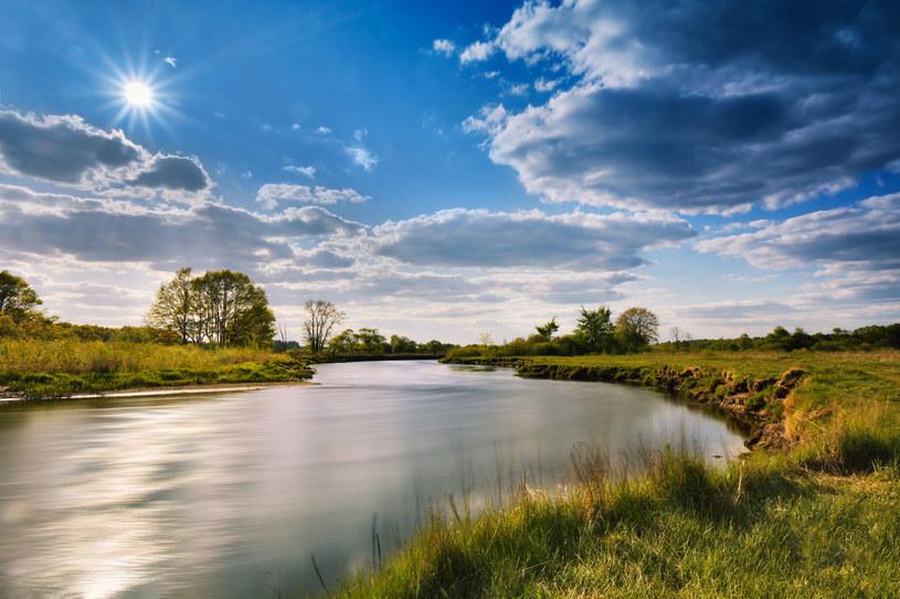 Niemen przyciąga pięknem krajobrazów /123/RF PICSEL