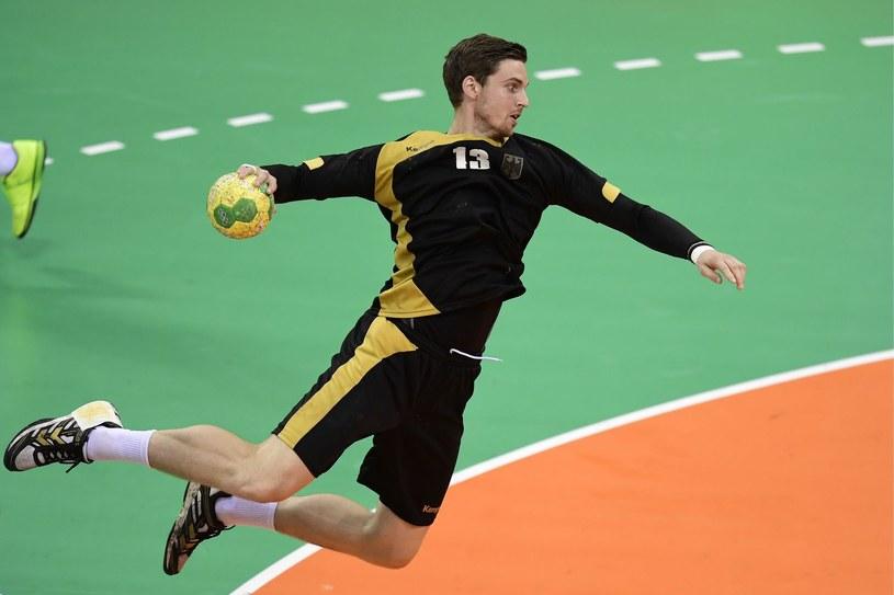 Niemiec Hendrik Pekeler zrezygnował z mistrzostw świata piłkarzy ręcznych /fot. JAVIER SORIANO /AFP