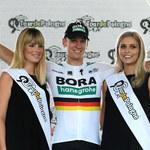 Niemiec Pascal Ackermann wygrał w Krakowie pierwszy etap Tour de Pologne