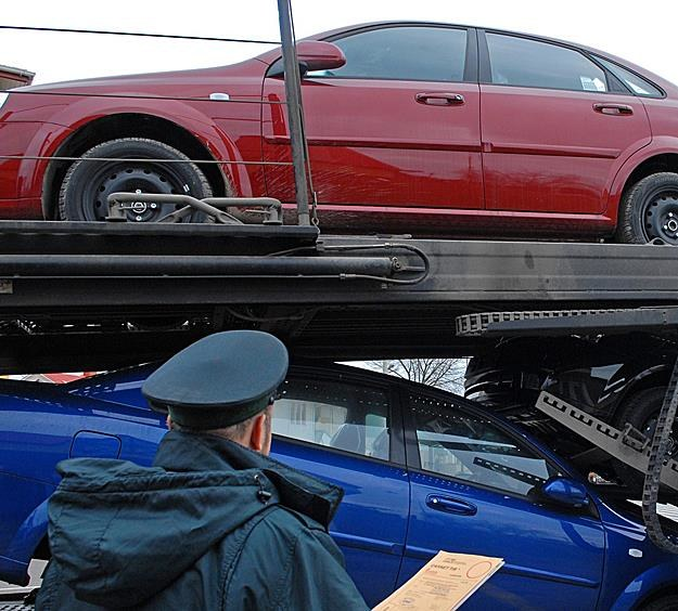 Niemiec płakał jak sprzedawał... Fot. Michał Kość /Reporter