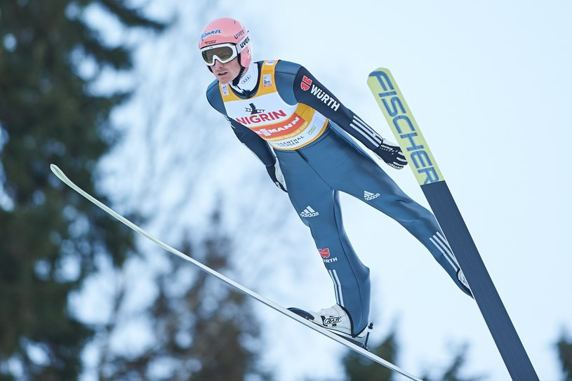Niemiec Severin Freund /Fot. Łukasz Szeląg/REPORTER /East News