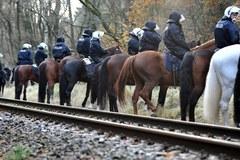 Niemieccy ekolodzy starli się z policją