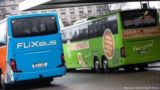 Niemieccy przewoźnicy autobusowi podbijają Europę /Deutsche Welle