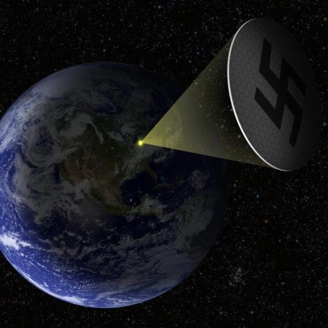 Niemiecka bojowa stacja kosmiczna mogła odmienić losy drugiej wojny światowej /materiały prasowe