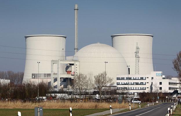 Niemiecka elektrownia atomowa /AFP