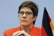 Niemiecka minister obrony: Od Nord Stream 2 nie ma odwrotu