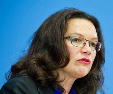 Niemiecka minister pracy: Zasady ws. płacy minimalnej bez zmian