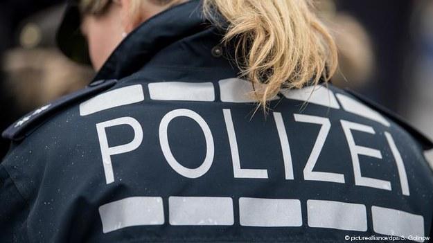Niemiecka policja zabiega ze względu na braki kadrowe o pozyskanie kandydatów do służby z Polski /Deutsche Welle