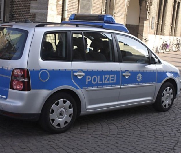 Niemiecka policja; zdj. ilustracyjne /123RF/PICSEL