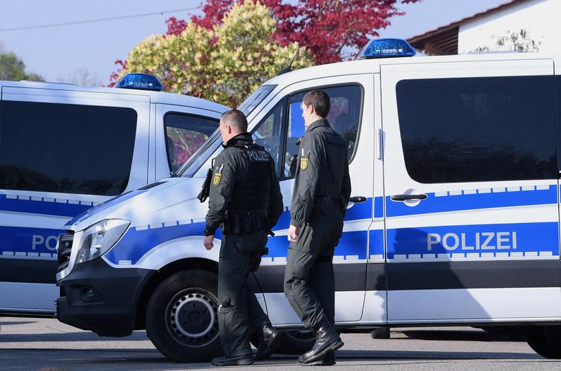 Niemiecka policja, zdjęcie ilustracyjne / ullstein bild / Contributor /Getty Images