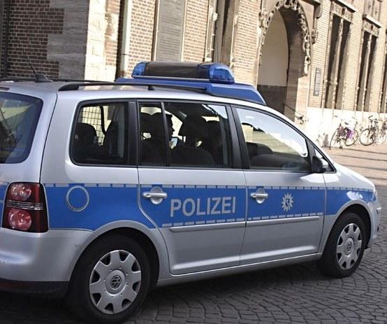 Niemiecka policja /123RF/PICSEL