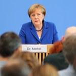 Niemiecka prasa krytykuje wystąpienie Merkel po zamachach