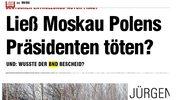 Niemiecka prasa o ustaleniach Jurgena Rotha