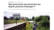 Niemiecka prasa o zmianach w polskiej ustawie o IPN