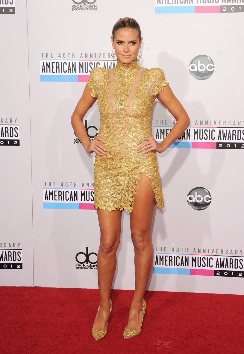 Niemiecka top modelka skończyła niedawno 40 lat /Getty Images/Flash Press Media