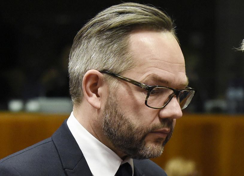 Niemiecki minister ds. europejskich Michael Roth /AFP